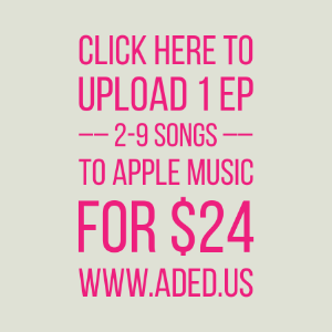 Apple Music - Upload your music