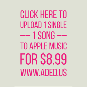 Apple Music – Upload your song
