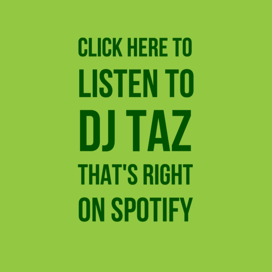 DJ Taz That's Right on Spotify