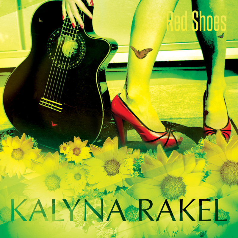 Kalyna Rakel Red Shoes
